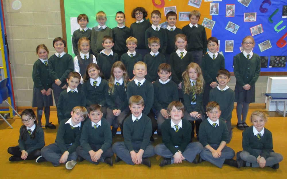 St. Francis of Assisi's, Year 4