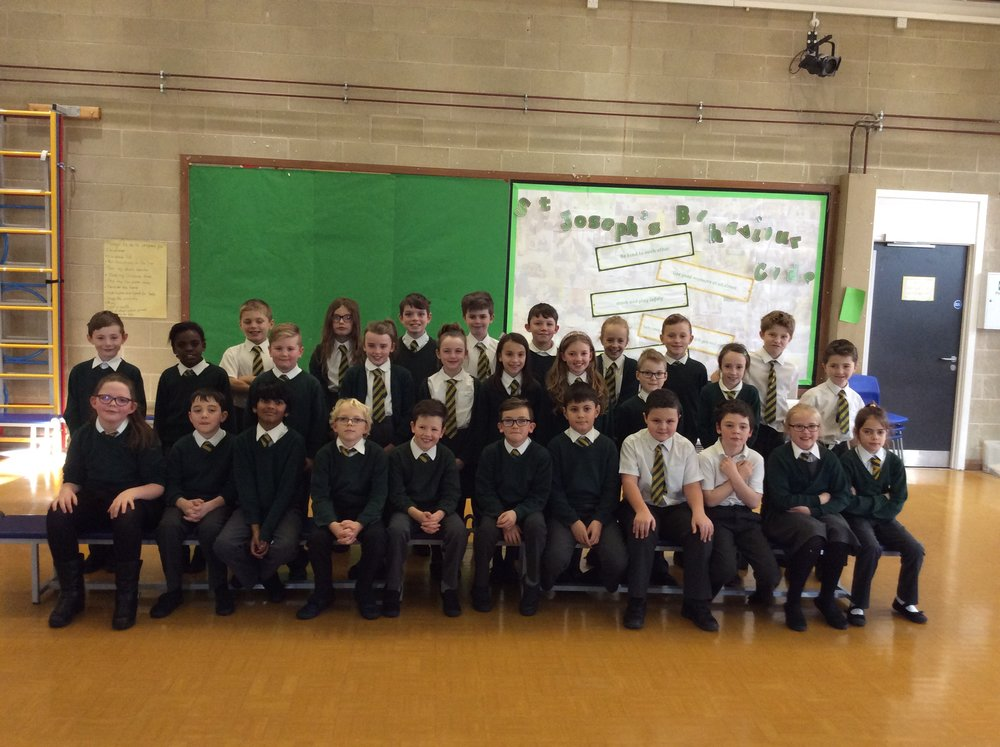Year 4 St Francis's class