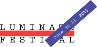 official Luminato photo/logo