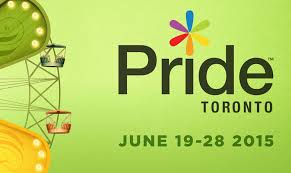 official Pride photo/logo