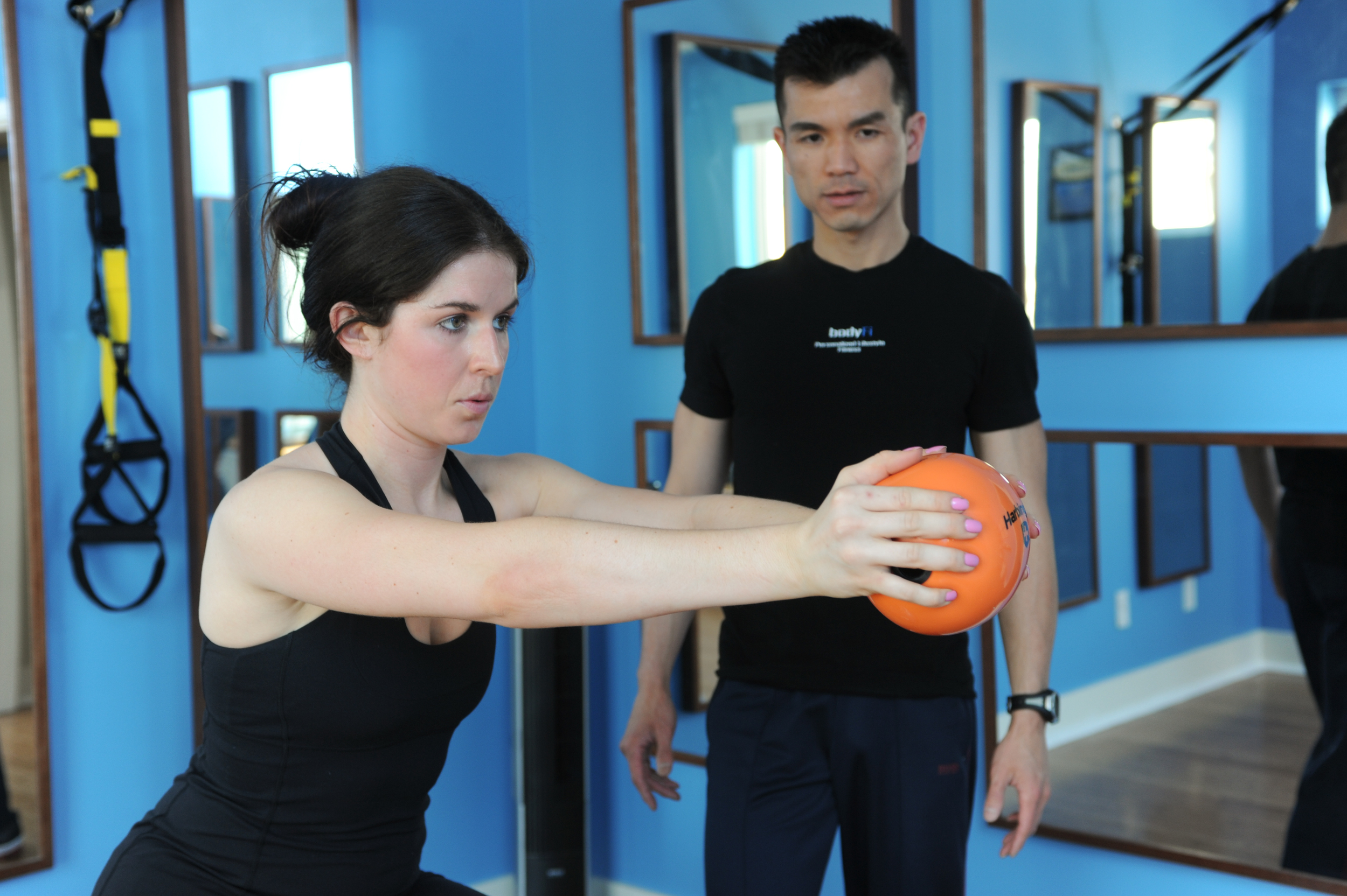 Personal training information rates san franciscos best award personal training ballg 1betcityfo Images
