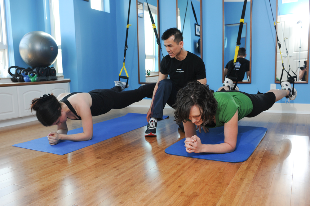 Partner Training bodyFi