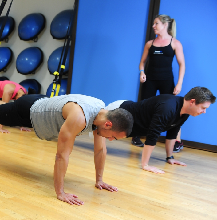 6-PACK: Personal Training
