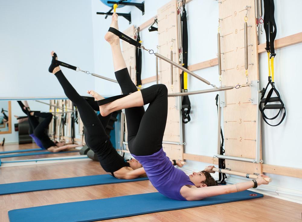 Pilates Equipment At Bodyfi San Francisco Studio Bodyfi