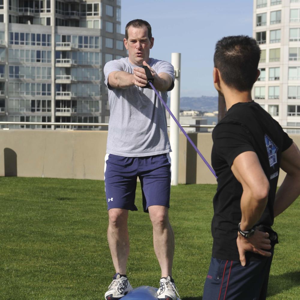 bodyFi ANYWHERE: In-home Training