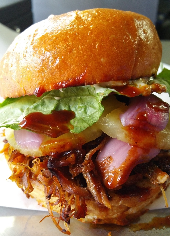 The maui wowie sandwich