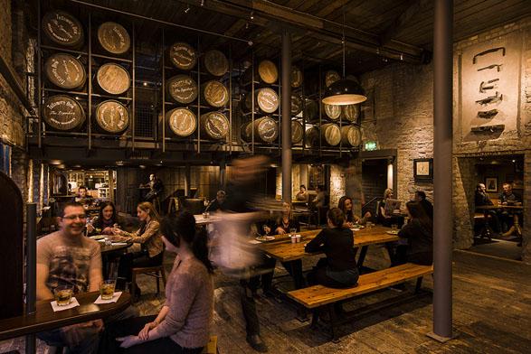 Photo Credit: Tullamore Dew Distillery