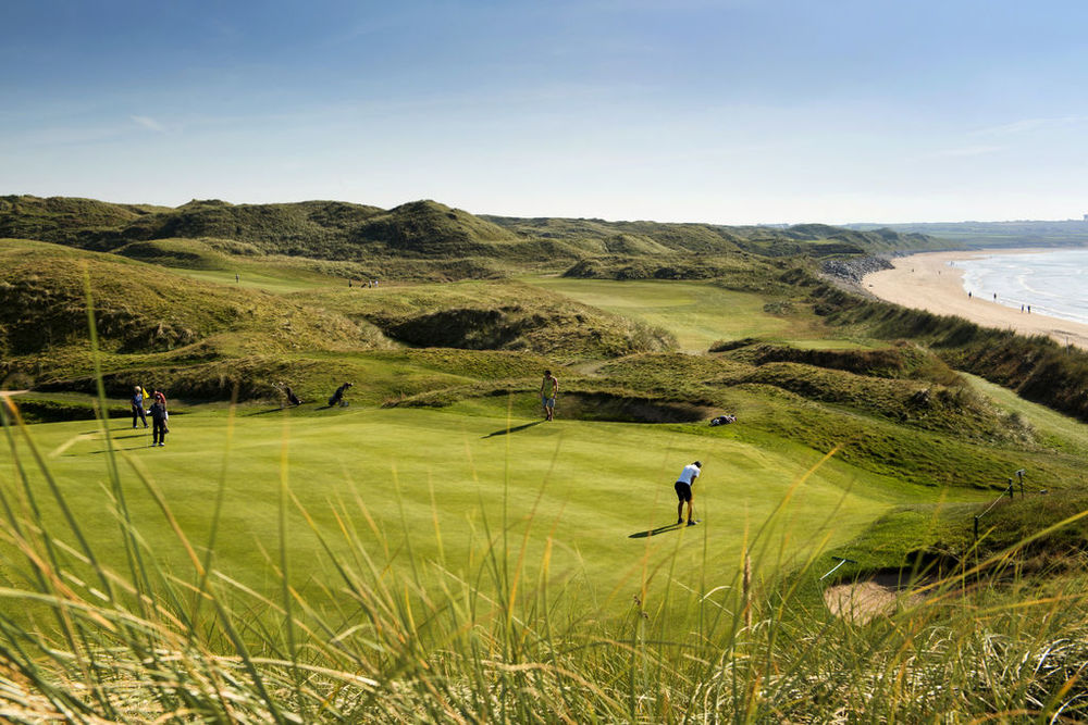 Ballybunion Old Course - County Kerry