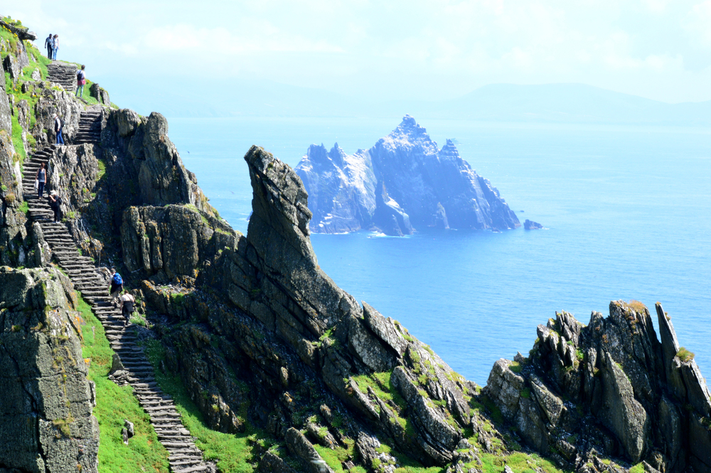 Skellig Islands, County Kerry