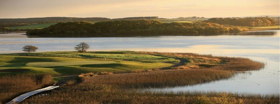 7th Hole (Credit: Lough Erne Resort)