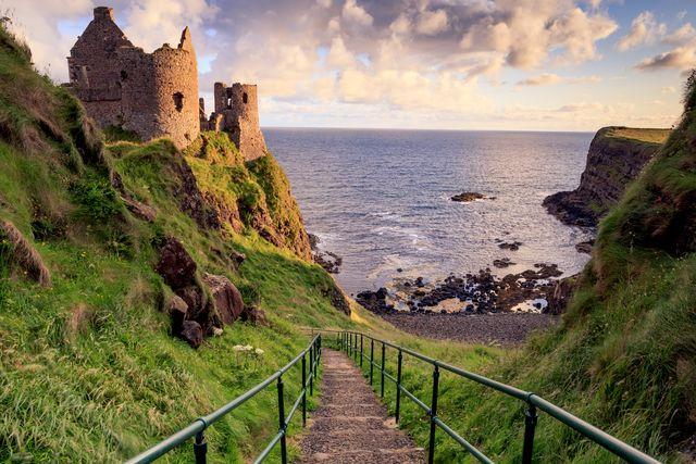Dunluce Castle - Co. Antrim