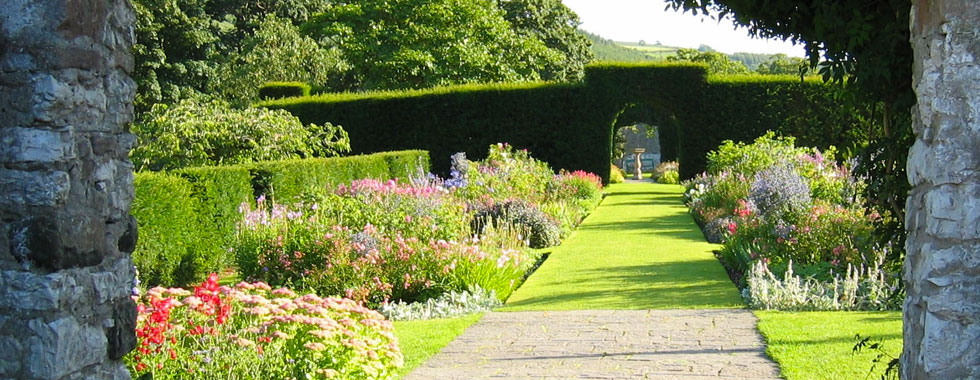 Walled Garden- Glenarm Estate