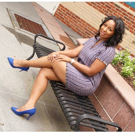 Ayana Rochée Co-founder of Professional Women of Color, Prince Georges County. IG: @pwocpgc@whatatimetobeayana