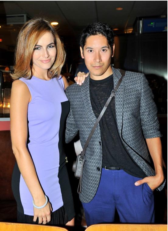 Camilla Belle & Carlos Eric Lopez