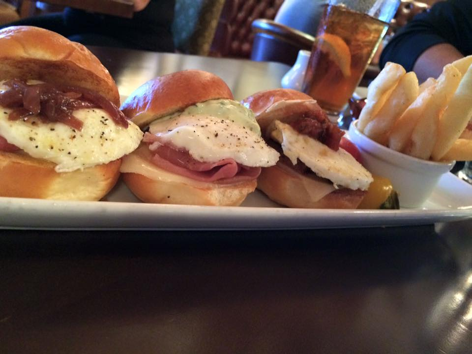 Breakfast Sandwiches at Trattoria Al Forno