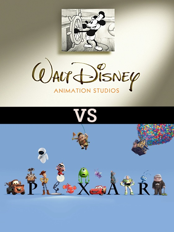 leadership within pixar animation studios The animation industry is a highly competitive environment, with pixar's biggest competition being, dreamworks animation and blue sky studios in 2008, the global animation market was estimated to be worth 300 billion us dollars per year (skillset, 2009).