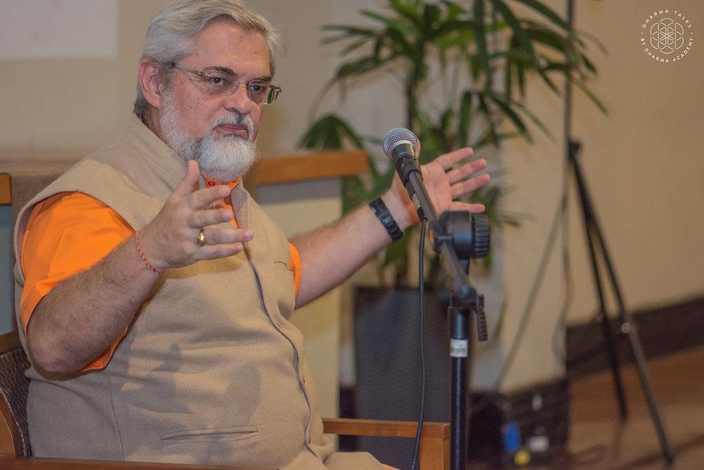 Dr. Rugue no Dharma Talks #13 Foto Fabio Lisi