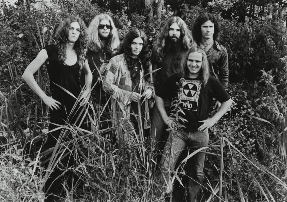 Somebody owns the oil and gas mineral rights beneath Lynyrd Skynyrds' feet.