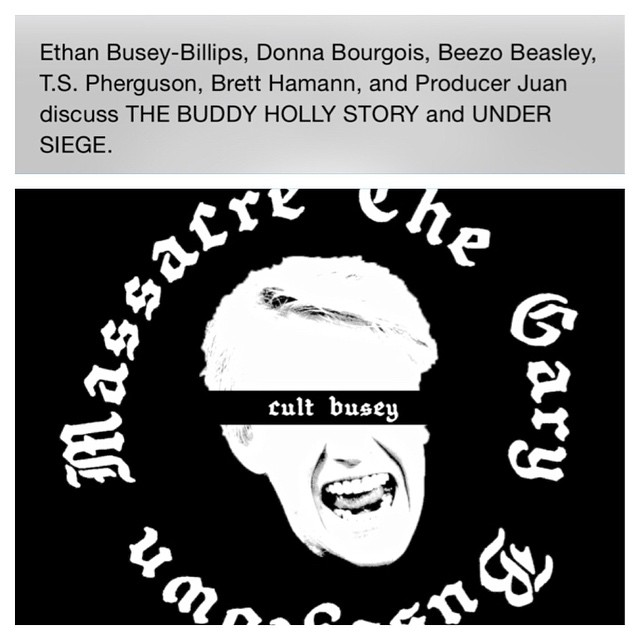 Episode two is up and ready for your consumption! #GBTM #podcast also we will be in downtown #Austin at the #moontowercomedy festival if yall want some stickers tweet us @cultbusey 😘