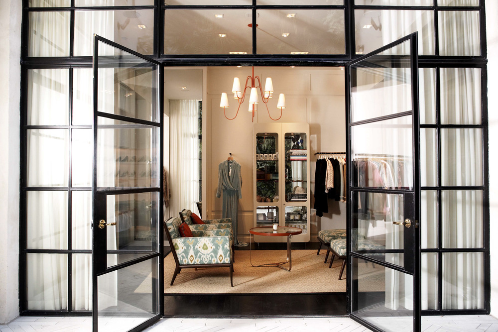 Laura Vinroot Poole's celebrated boutique, Capitol in Charlotte, North Carolina was the impetus for the creation of House Account.