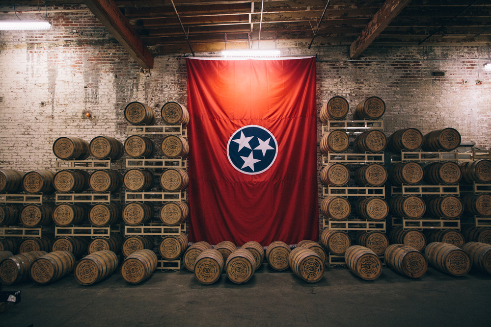 Tennessee whiskey, represent.