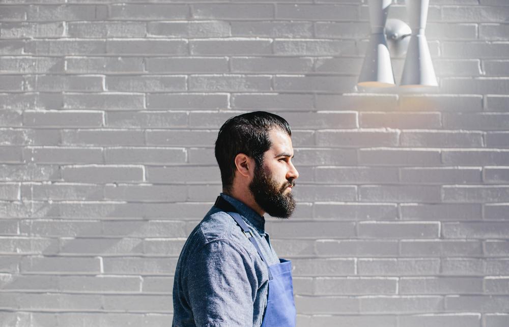 BeetleCat Executive Chef Andrew Isabella.