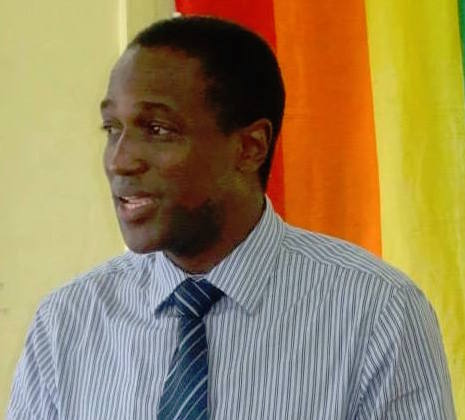 AUTHOR.  Maurice Tomlinson is an LGBT activist challenging anti-gay law in Jamaica.