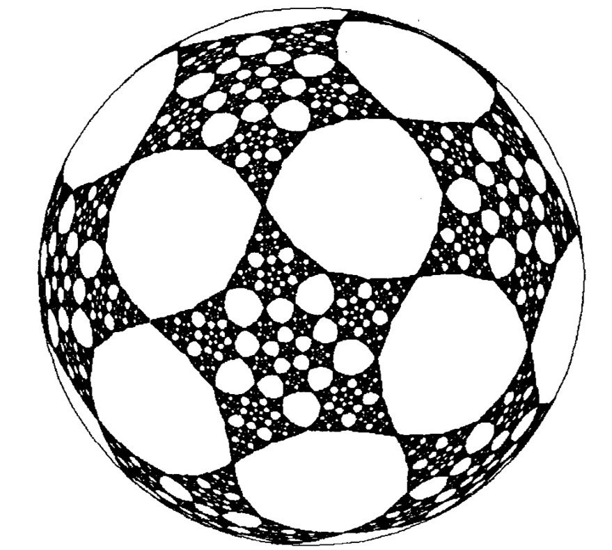Figure 1: An icosahedral iterative scheme for solving the quintic.