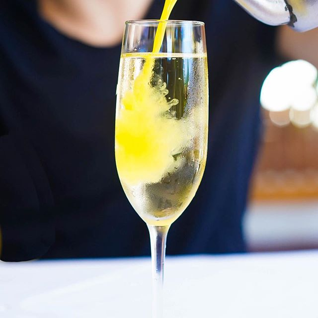 Brunch 11am-2:30pm, entrée with bottomless mimosa $19.95
