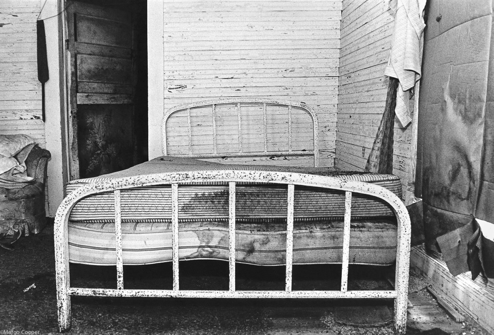 Old Bed, Clay County, Mississippi   © Margo Cooper  All Rights Reserved. No part of this website may be reproduced, stored in a retrieval system, or transmitted in any form without prior written permission.