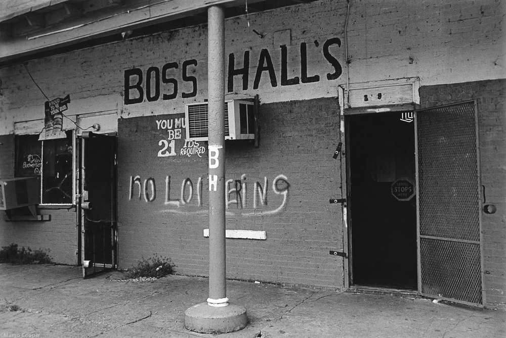 Boss Hall's, Leland, Mississippi   © Margo Cooper  All Rights Reserved. No part of this website may be reproduced, stored in a retrieval system, or transmitted in any form without prior written permission.