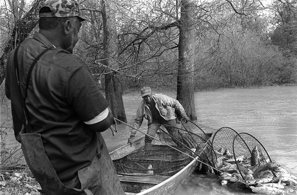 Albert and Sam Carr, Moon Lake, Mississippi   © Margo Cooper  All Rights Reserved. No part of this website may be reproduced, stored in a retrieval system, or transmitted in any form without prior written permission.