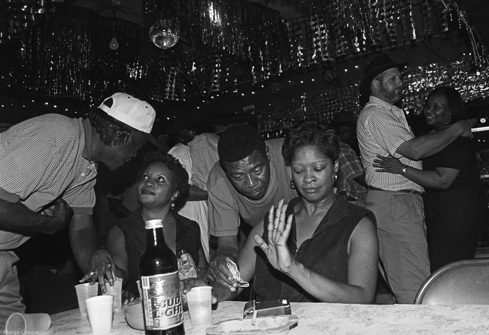 Thursday Night Club Scene, Po' Monkeys Lounge, Merigold, Mississippi   © Margo Cooper  All Rights Reserved. No part of this website may be reproduced, stored in a retrieval system, or transmitted in any form without prior written permission.
