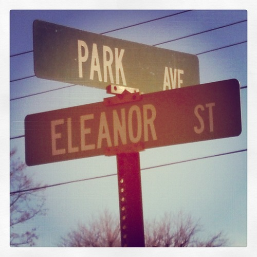 Eleanor Park Rainbow Rowell