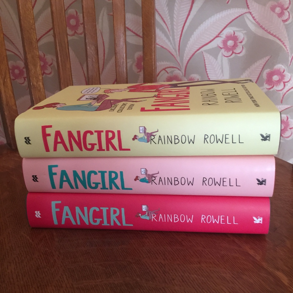 beautiful fangirl special edition out now u2014 rainbow rowell