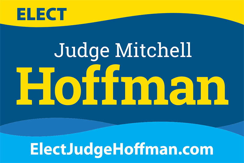 Elect Judge Mitch Hoffman