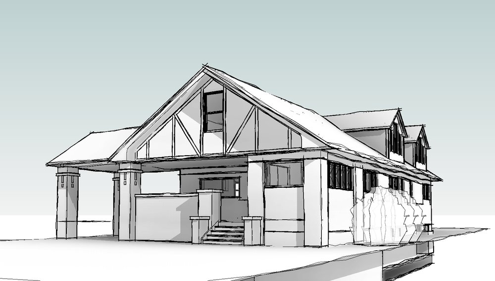Meet the Harvard House. This is the design for the renovation of a beautiful house located in the Historic Harvard Yale neighborhood of SLC.