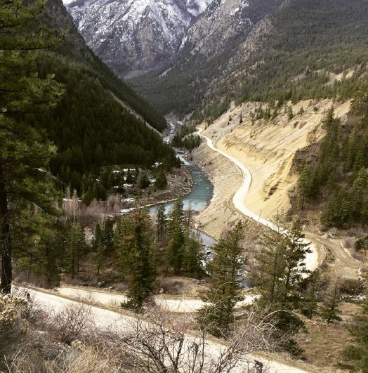 Photo Credit: Dalton Ho , Image taken Carpenter Lake 40 Km outside of Lillooet