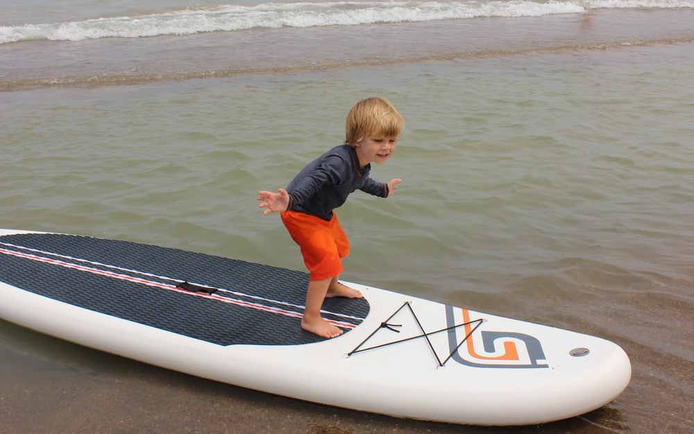inflatable paddle boards are durable