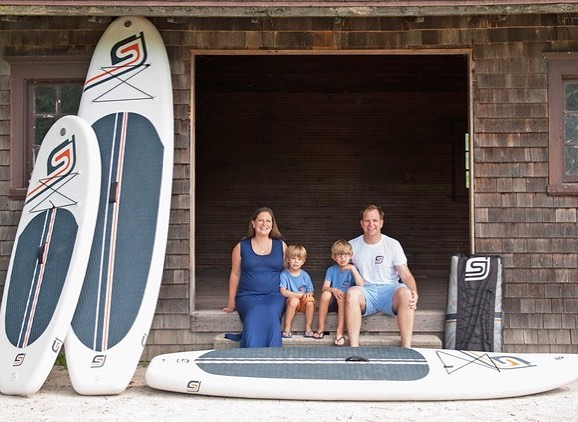 #TBT before we had Sloan and SJ Paddle Boards were featured in @MidwestLivingMag (📸@kellyvandeploegphotography) 🏄‍♂️ #paddleanywhere #paddleboarding #paddleboard #chicago #midwestlife #midwestliving #yoga #yogalover #yogablog #photography