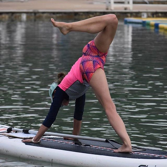 Another Monday night SUP Yoga on the river added! August 27th at 7pm. Message me for the link to sign up!  @walk.om.water