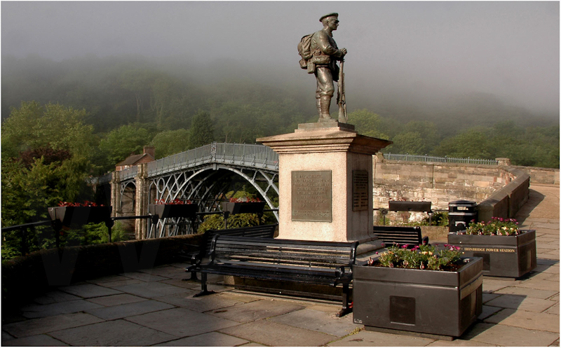 Ironbridge memorial