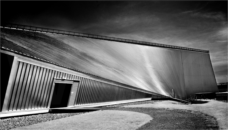 Cosford hangar