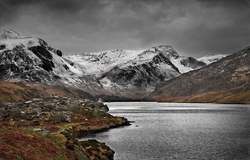 View from Llyn Ogwen by Tony Thomas-Commended