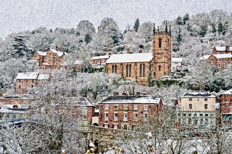 Ironbridge Snow