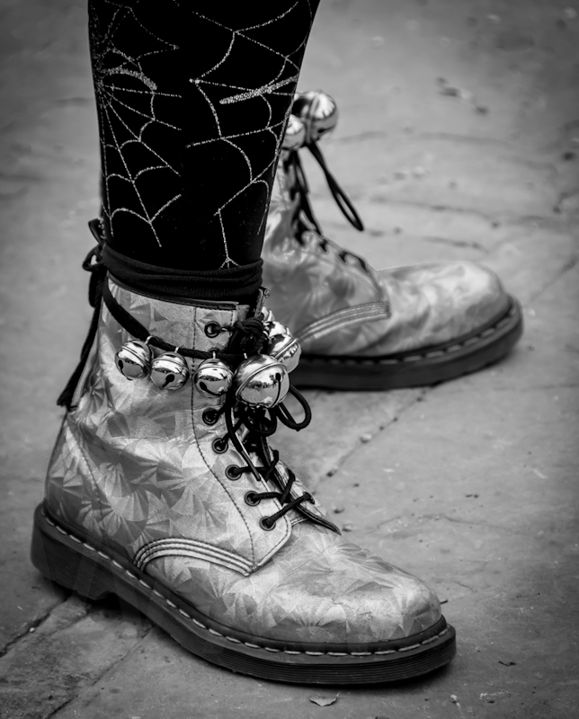 Silver Boots by John Sweetland