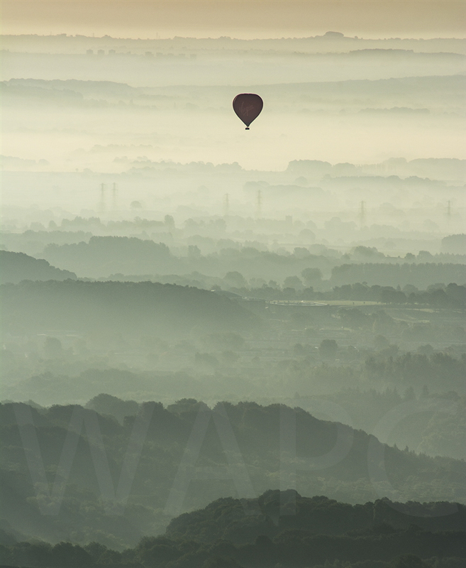 Balloon at Dawn by Tim Growcott - Second (Adv)