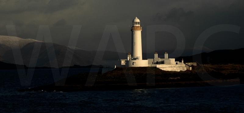Lismore Lighthouse by Rachel Owen - C (Int)