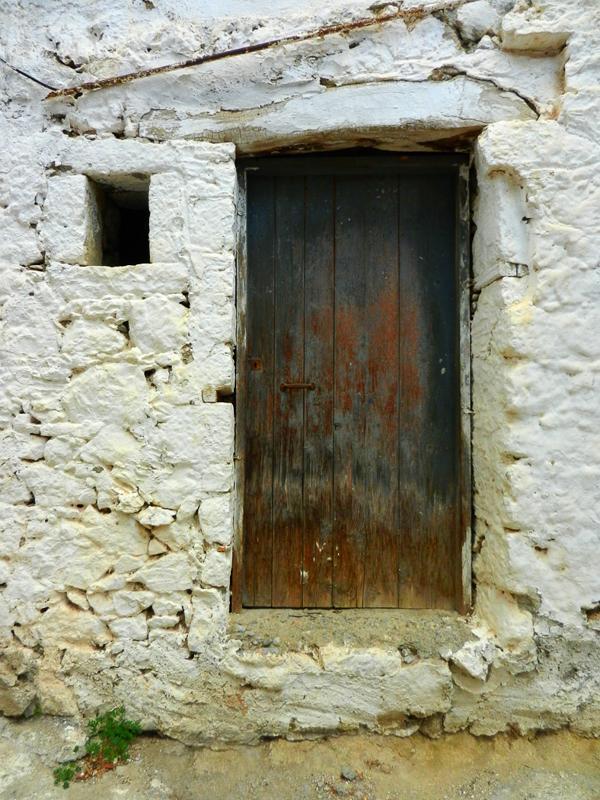 Cretan Door