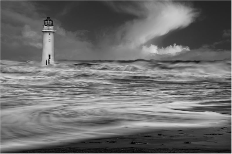 Storm Approaching by Alan Lees - C (adv)